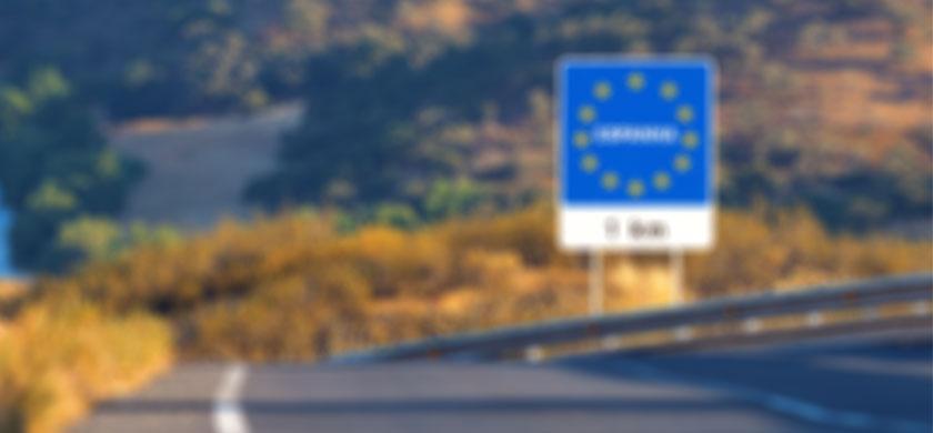 autoschade buitenland